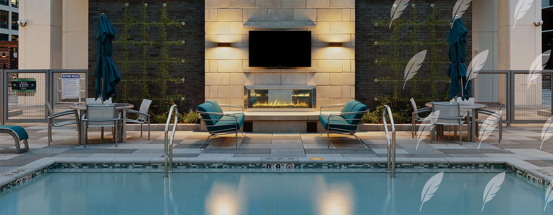 Amenities Page Banner